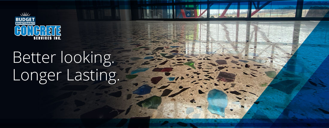 Concrete Grinding, Polishing, Coloring, Finishing and